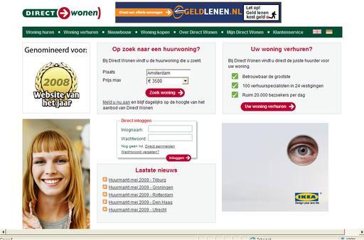 Informatie for Direct wonen rotterdam